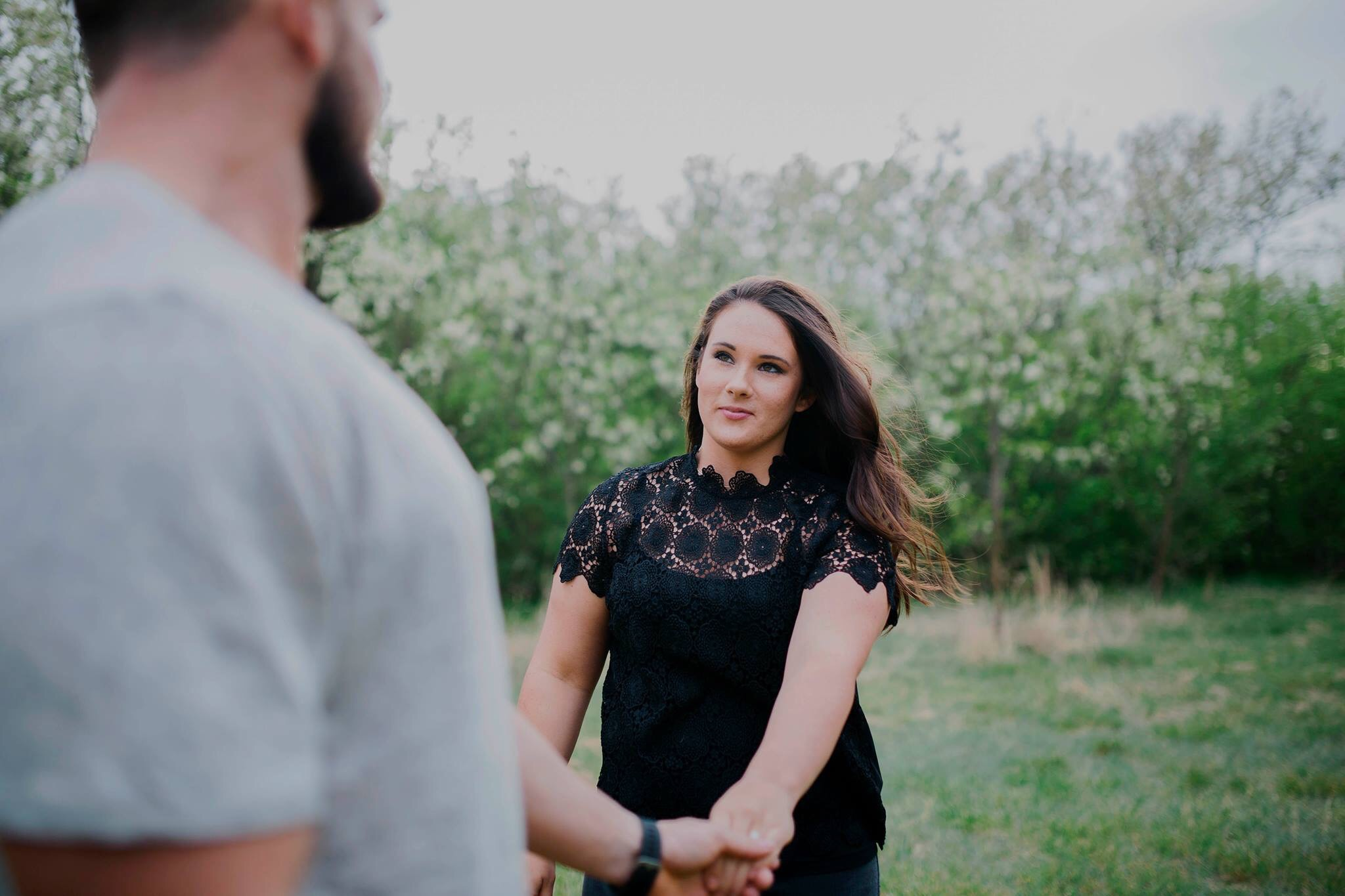 OKC engagement and wedding photographers